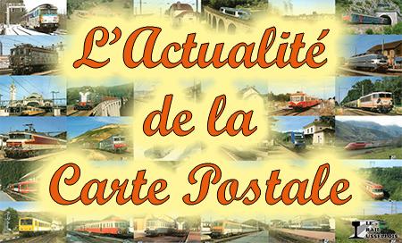 Les Cartes Postales «Printemps 2021» du Rail Ussellois sont désormais en Boutique.